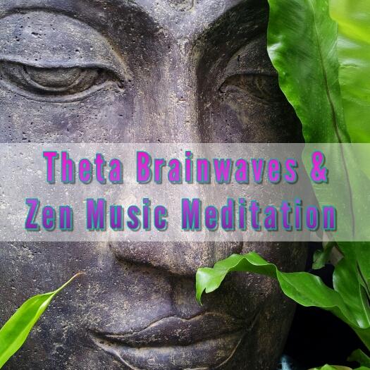 Zen meditation music for balance & relaxation, calm music.