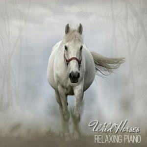 wild horses relaxing piano music