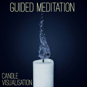 relaxing candle guided meditation download mp3